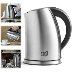 EPICA 1.75 Quart Cordless Electric Stainless Steel Kettle