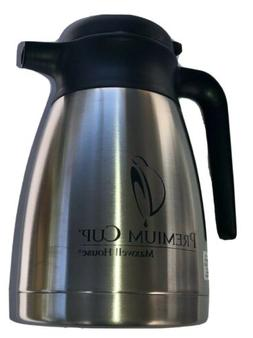 5 Cup /40 Oz Curtis Maxwell House Stainless Steel Thermal Co
