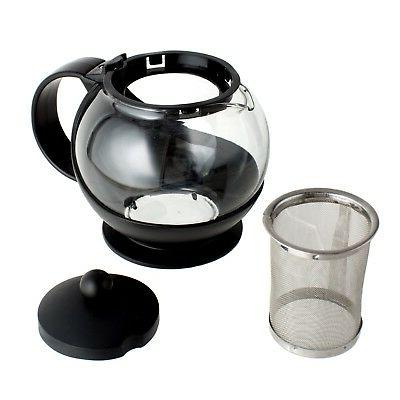 Choice/Update 25 Glass Pot with