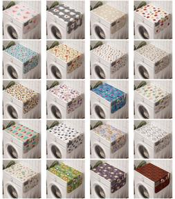 Ambesonne Tea Party Washing Machine Organizer Cover for Wash