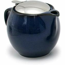 ZEROJAPAN 15oz Round Teapot With SLS Lid And Infuser  Kitche